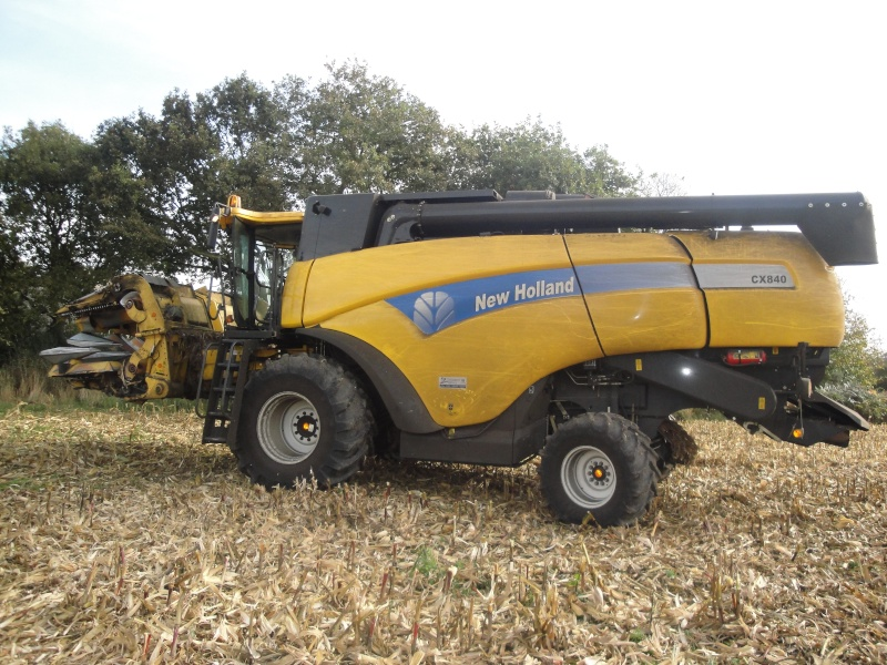Moissons maïs 2009 Dsc00612