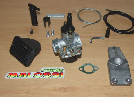 "Comparatif carters Polini ""Evolution""/Malossi ""Reed Valve"" ! Kit_ca11"