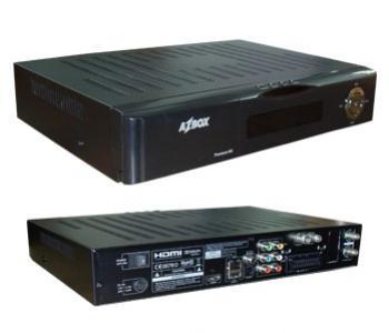 AZBOX PREMIUM HD - Foto e especificação. Azamer10