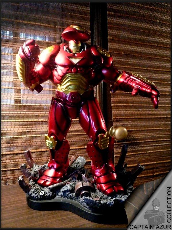 Collection n°248 : Captain Azur Hulkbu17