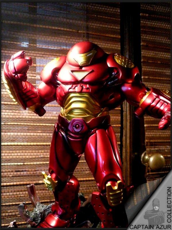 Collection n°248 : Captain Azur Hulkbu21