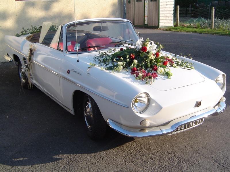 Un cabriolet en Normandie. Florid12