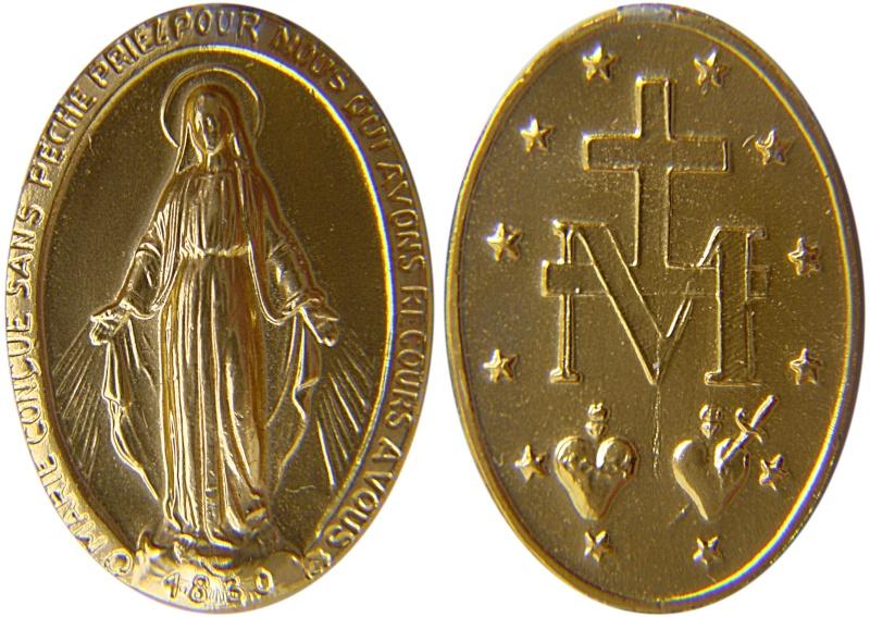 LES APPARITIONS DE MARIE A LA RUE DU BAC à Sainte Catherine Labouré Miracu10