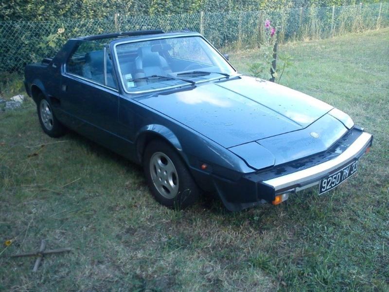 vends FIAT X1/9 1981  80.000 km X1-9_d17