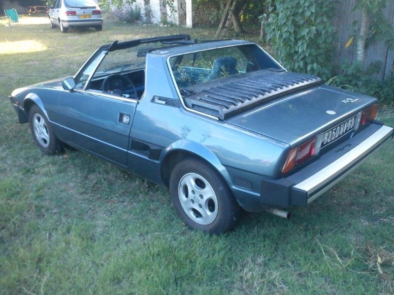 vends FIAT X1/9 1981  80.000 km X1-9_d19