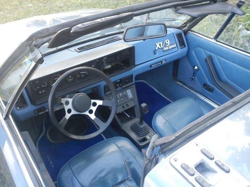 vends FIAT X1/9 1981  80.000 km X1-9_d24