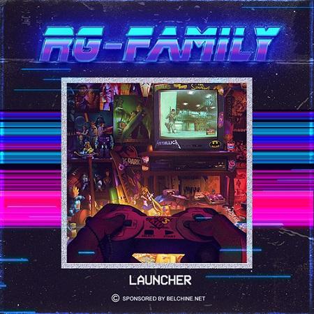 [RG FAMILY LAUNCHER 1.0] RG350 /M /P & 280M / 280V Logopo10