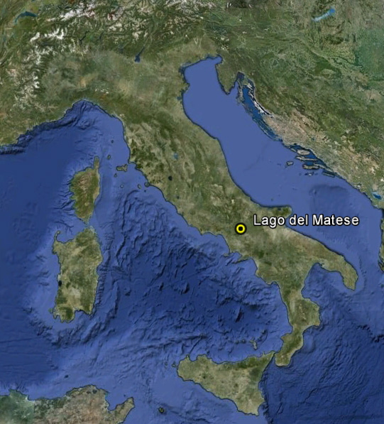 Italie du Sud (Lazio, Campania) - 8-14 mai 2013 Sites110