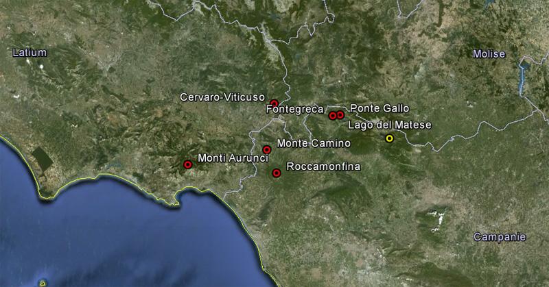 Italie du Sud (Lazio, Campania) - 8-14 mai 2013 Sites210