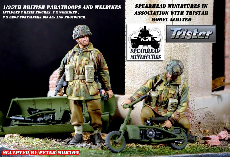 1/35th New Release by Spearhead Miniatures Parabo11