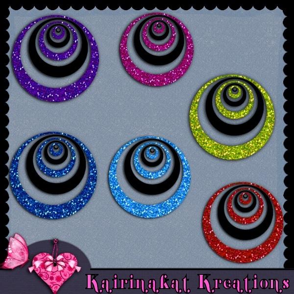 Glitter Swirls Freebi10