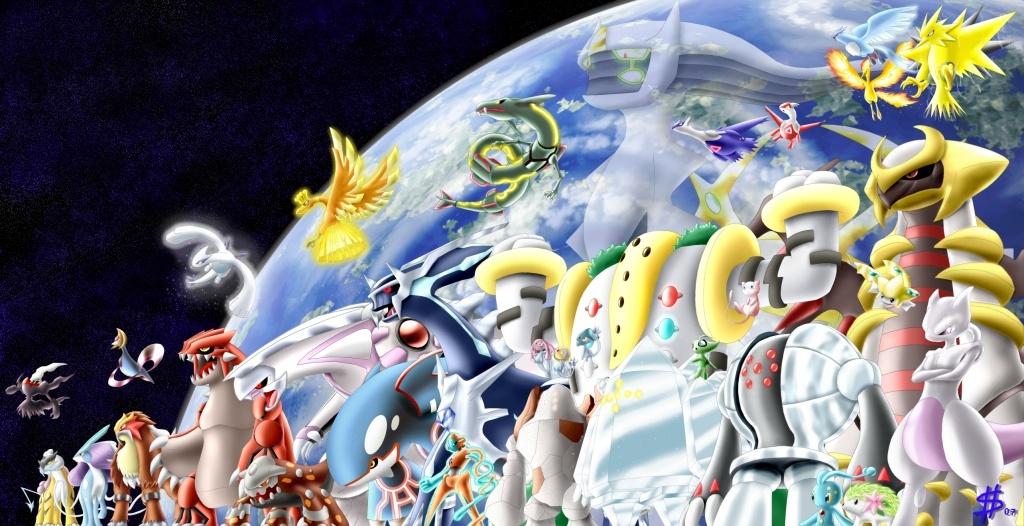 Pokemon: New Origins