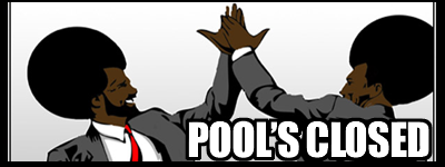 Guild Pool's Closed