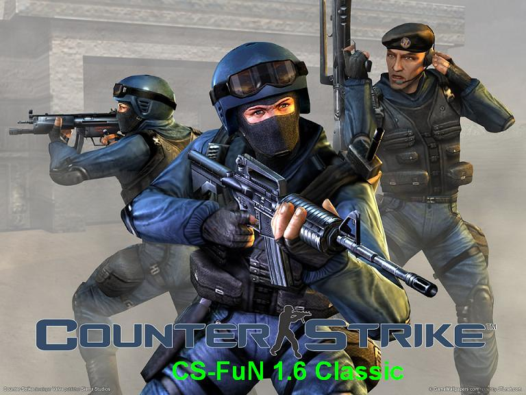 FuN-CS Classic Server - Форум