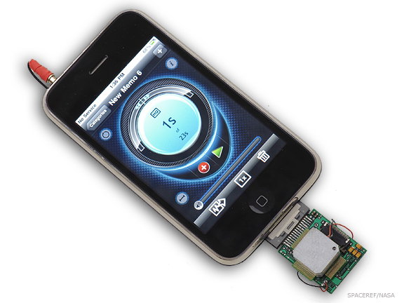 NASA Scientist Makes a Chemical Sensor out of an iPhone Sniffe11