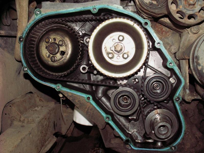 Distribution sur Defender moteur 300Tdi Pict0810