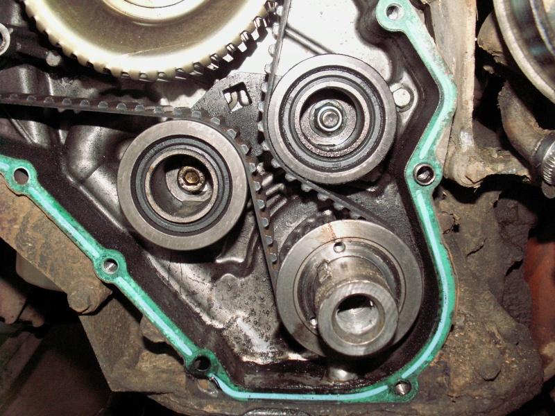 Distribution sur Defender moteur 300Tdi Pict0811