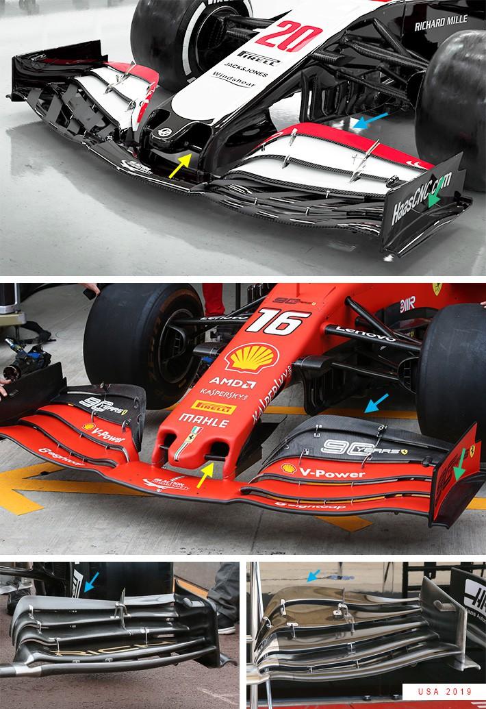 Les monoplaces 2020 : présentations, livrées, évolutions  Haas-v12