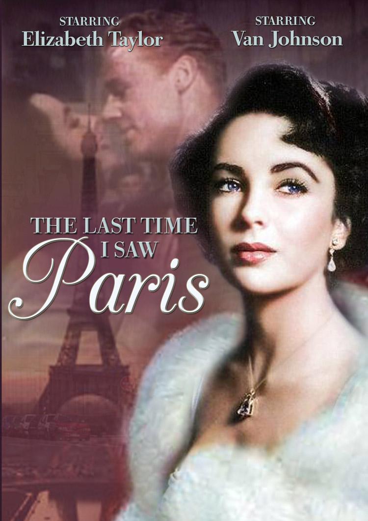 Poslednji Put Kad Sam Video Pariz (The Last Time I Saw Paris) (1954) 1_37710