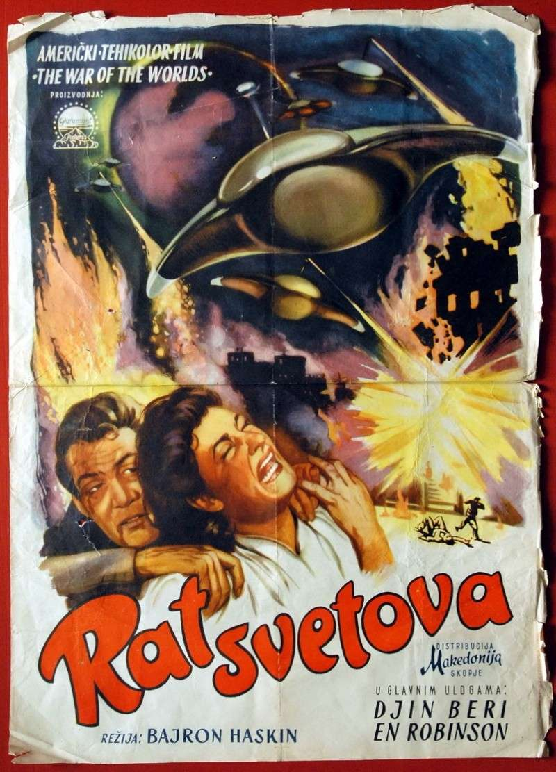 Rat Svetova (The War of the Worlds) (1953) 9b009410