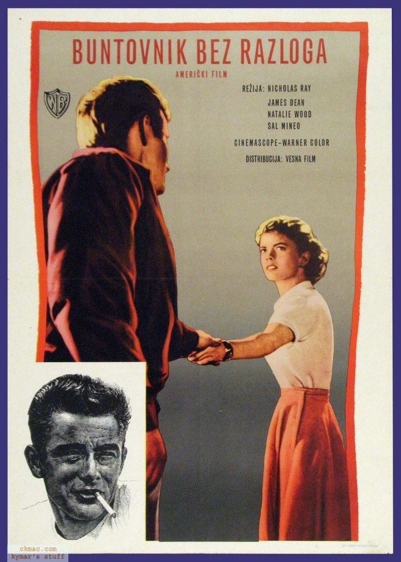 Buntovnik Bez Razloga (Rebel Without A Cause) (1955) B05-1510