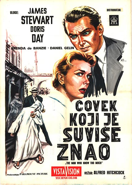 Čovek Koji Je Suviše Znao (The Man Who Knew Too Much) (1956) Covjek10