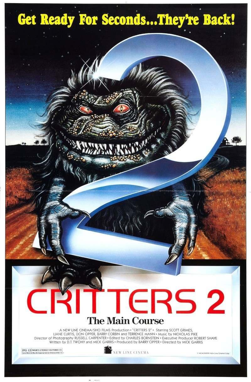 Critters 2 - The Main Course (1988) Critte11