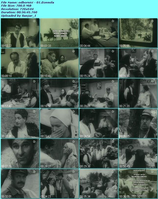 Odbornici (1975) Dzemil10