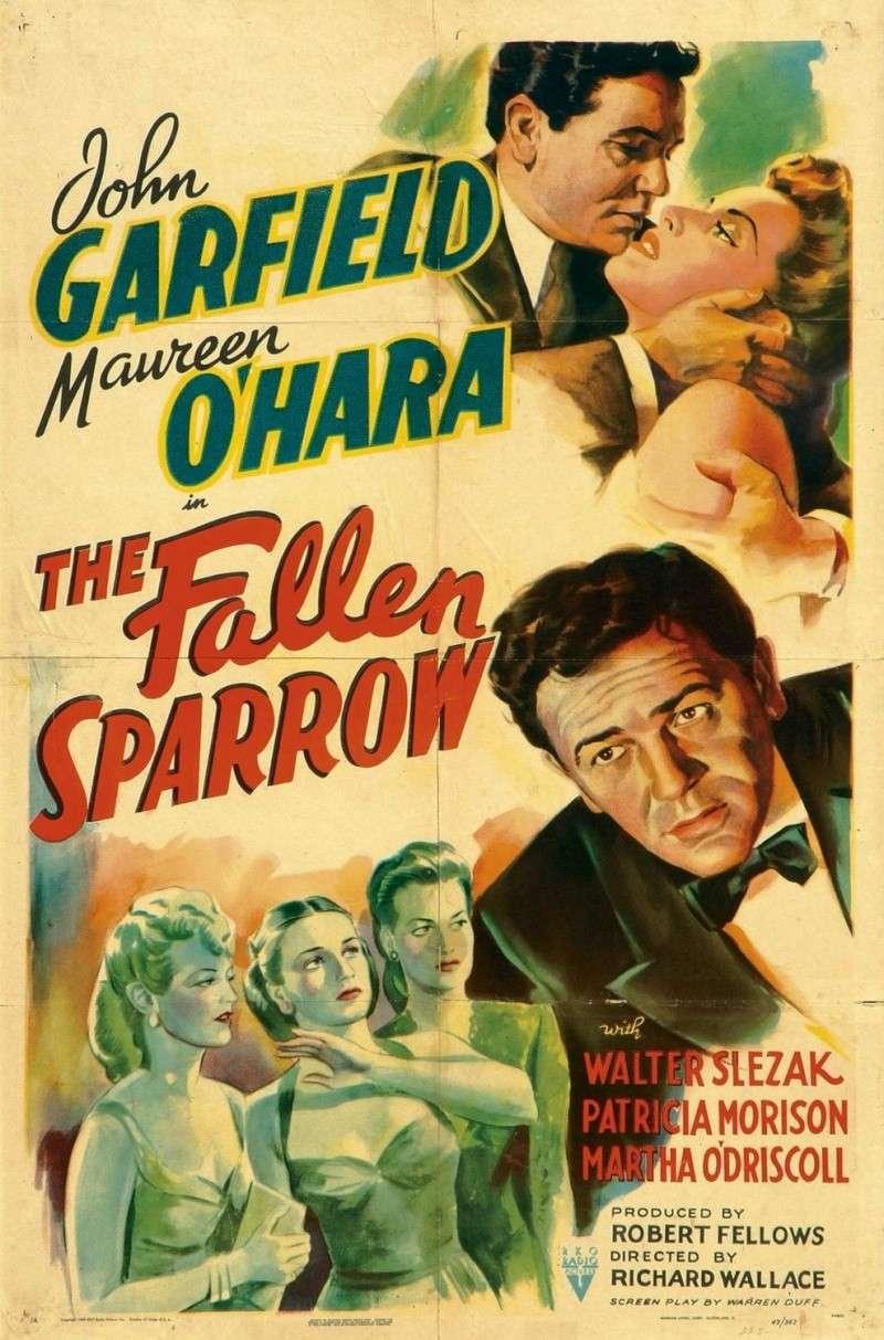 Pali Vrabac (The Fallen Sparrow) (1943) Fallen10