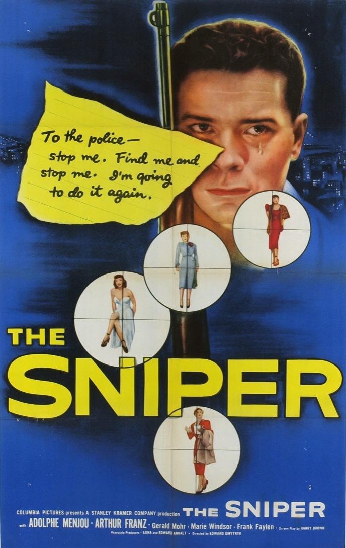 Snajper (The Sniper) (1952) Sniper10
