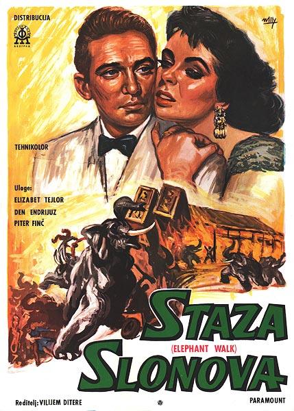 Staza Slonova (Elephant Walk) (1954) Staza-10
