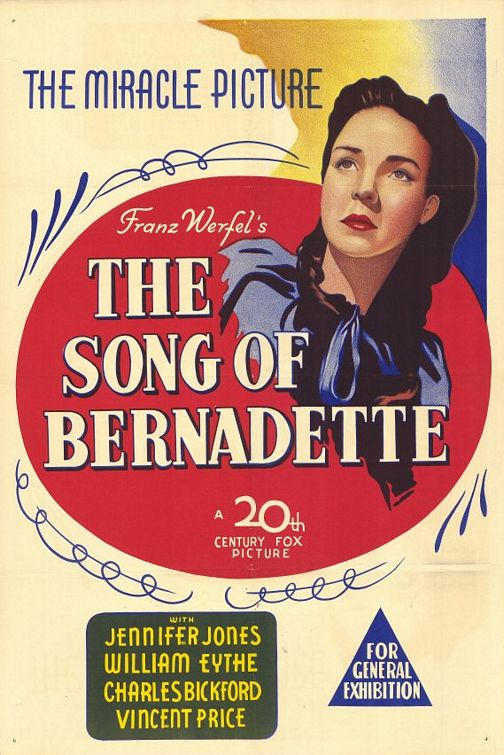 Bernadetina Pesma (The Song of Bernadette) (1943) Theson10