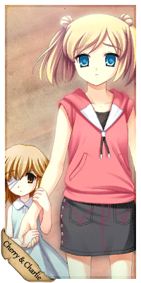 Cherry et Charlie Makoto