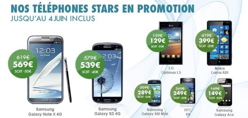 B&YOU, découvrez 8 smartphones STARS avec des remises immédiates Byoust11