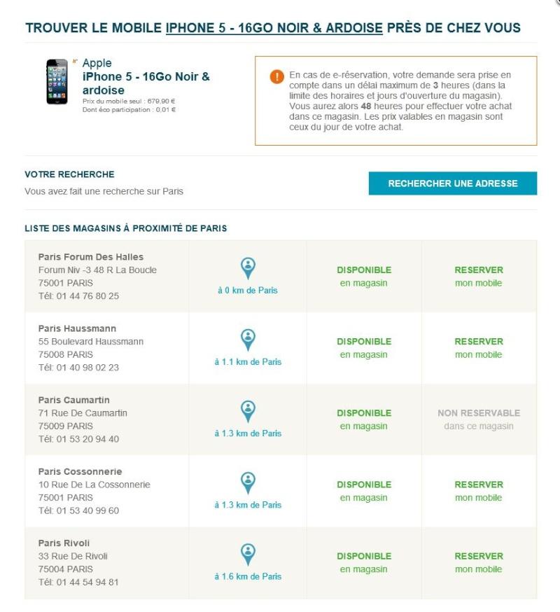 Click and collect, le nouveau service digital par Bouygues Telecom Klikon10