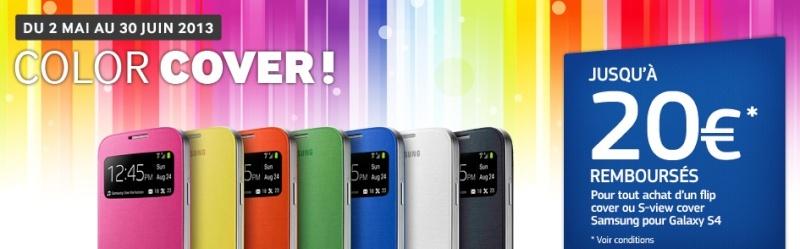Le Samsung Galaxy S4 disponible chez Bouygues Telecom et B&YOU Odrsam10