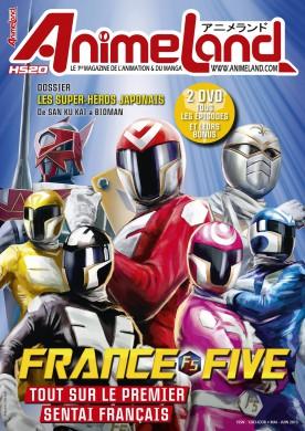 [Magazine] Animeland hors série Hors-s10