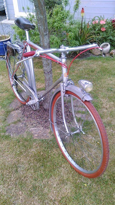 Vélo Gnome-Rhône Duralumin Homme.  13382110