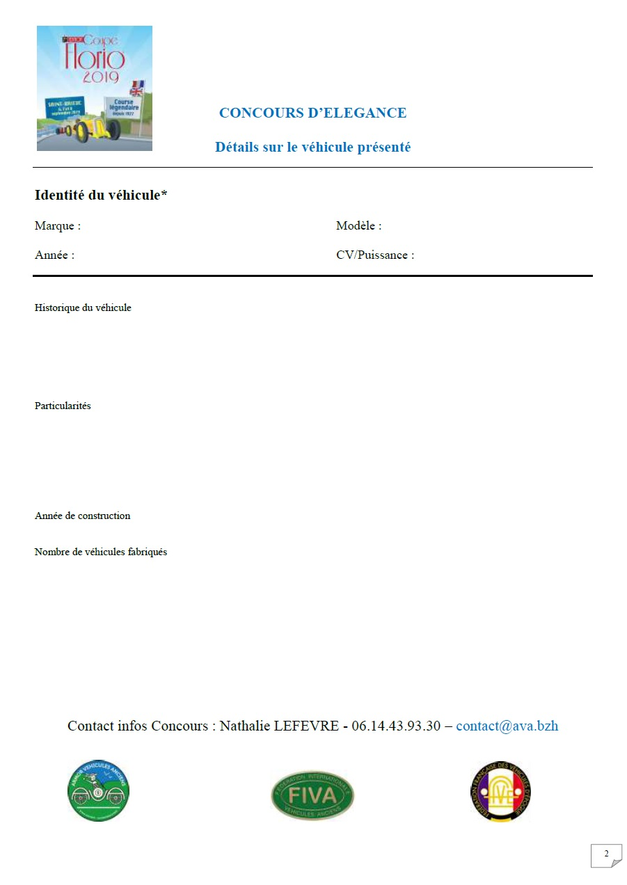 Coupe Florio - 6 au 8 Septembre 2019. Coupe_10