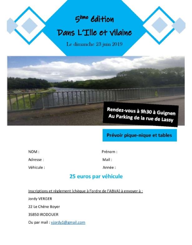 5ème Ille & Vilaine - 23 Juin 2019. Ille__11