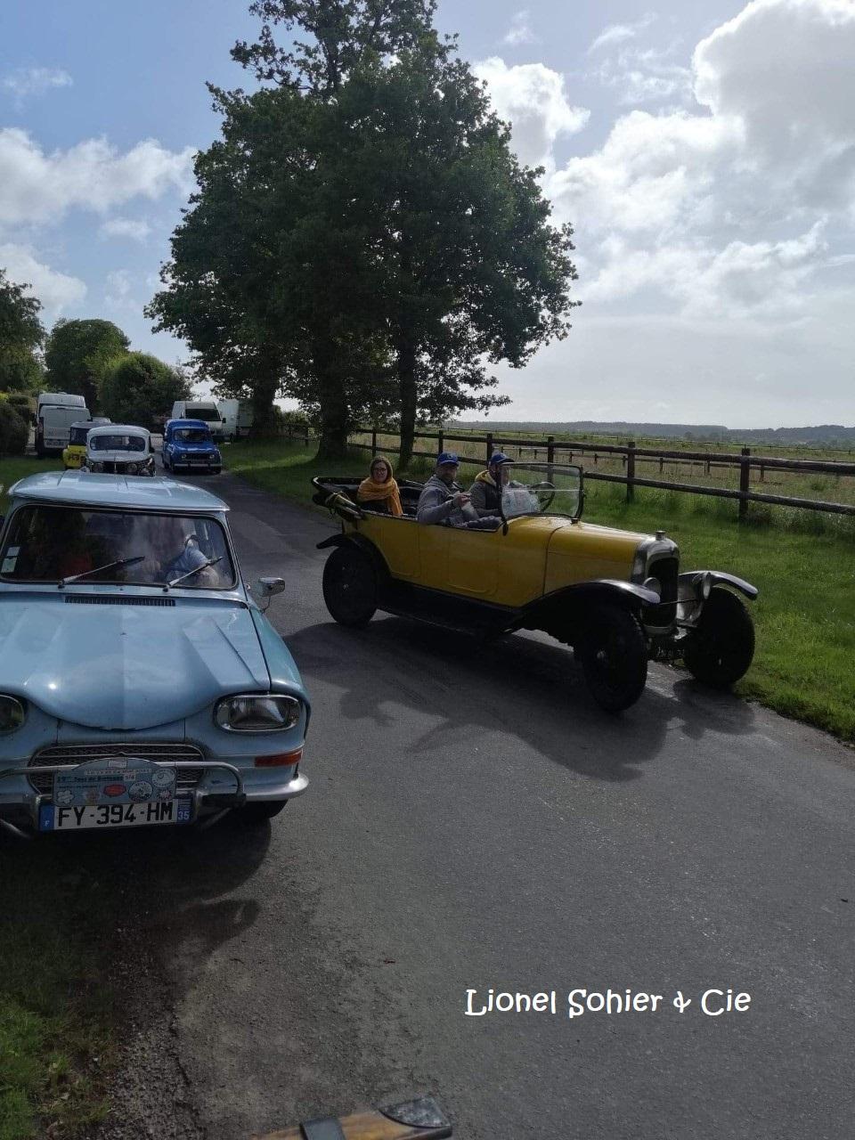 39ème Tour de Bretagne 3/4.  Lionel10