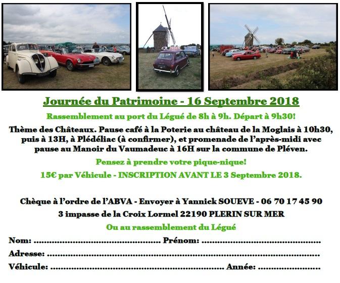 Sortie Patrimoine - 16 Septembre 2018. Patrim10