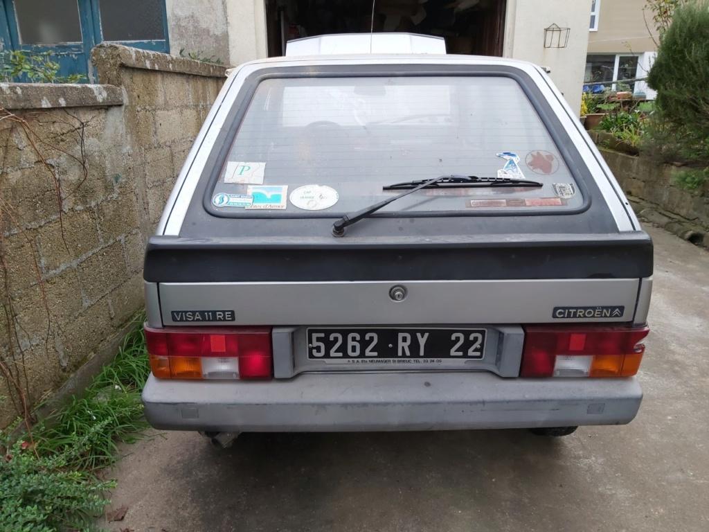Vente Citroën Visa 11RE. Thumbn16