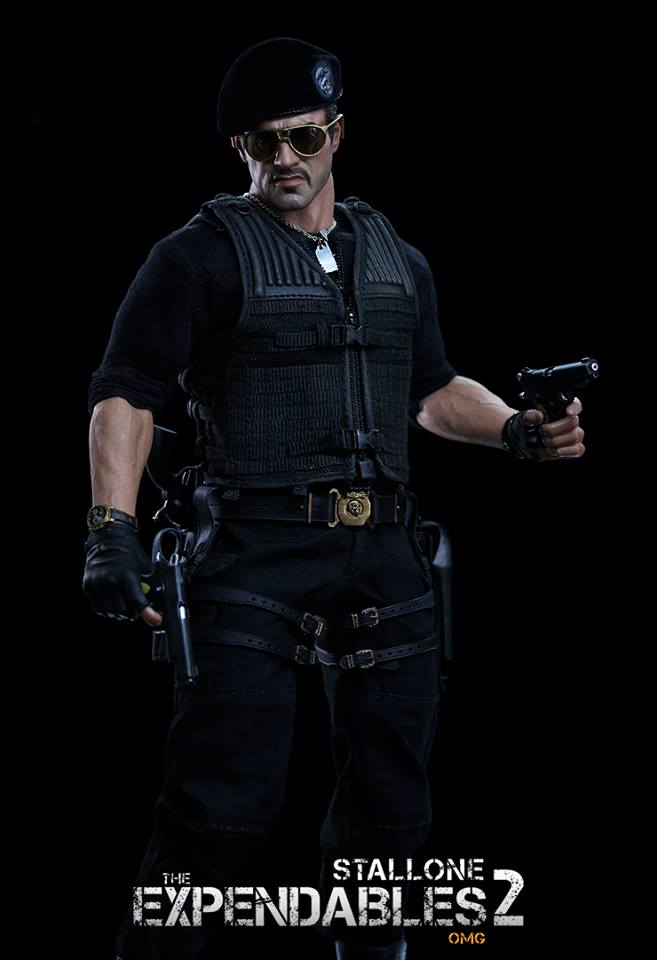 "HOTTOYS (figurine 12"" THE EXPENDABLES) - Page 7 24907810"