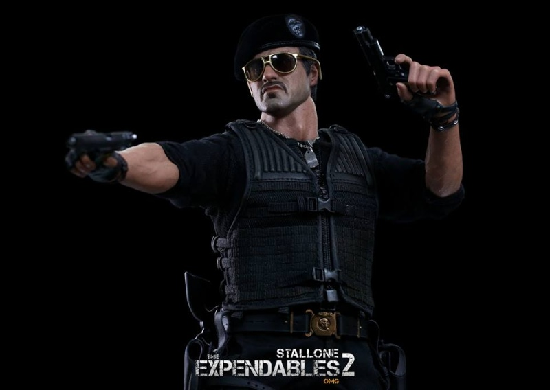 "HOTTOYS (figurine 12"" THE EXPENDABLES) - Page 7 42119910"