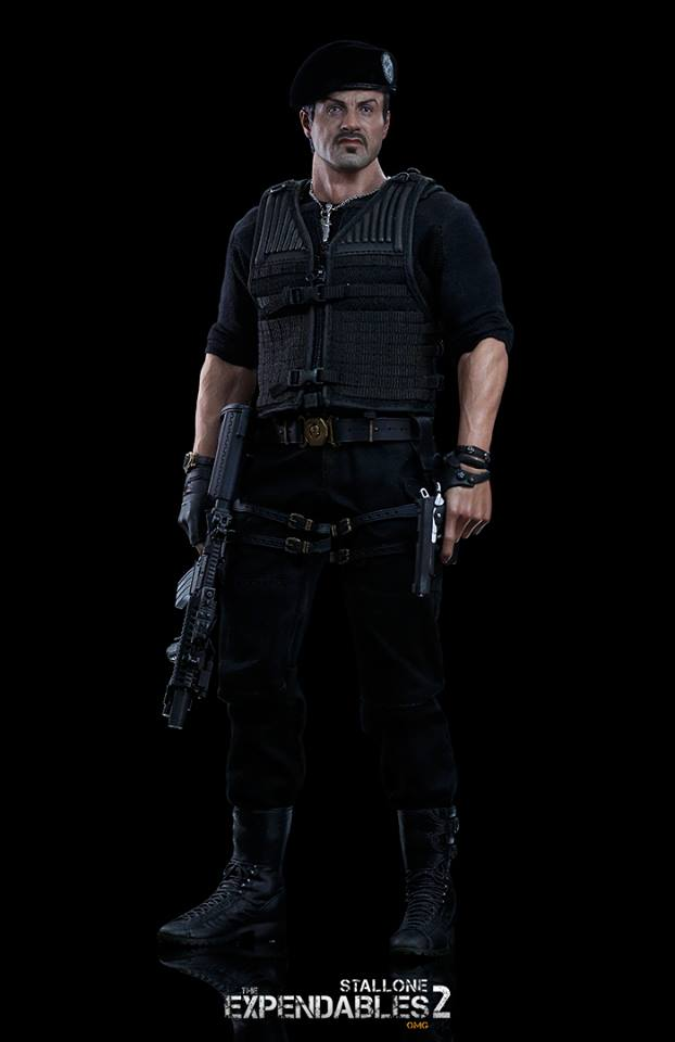 "HOTTOYS (figurine 12"" THE EXPENDABLES) - Page 7 92328010"