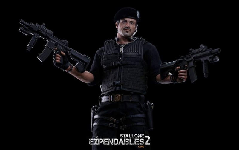 "HOTTOYS (figurine 12"" THE EXPENDABLES) - Page 7 93582610"