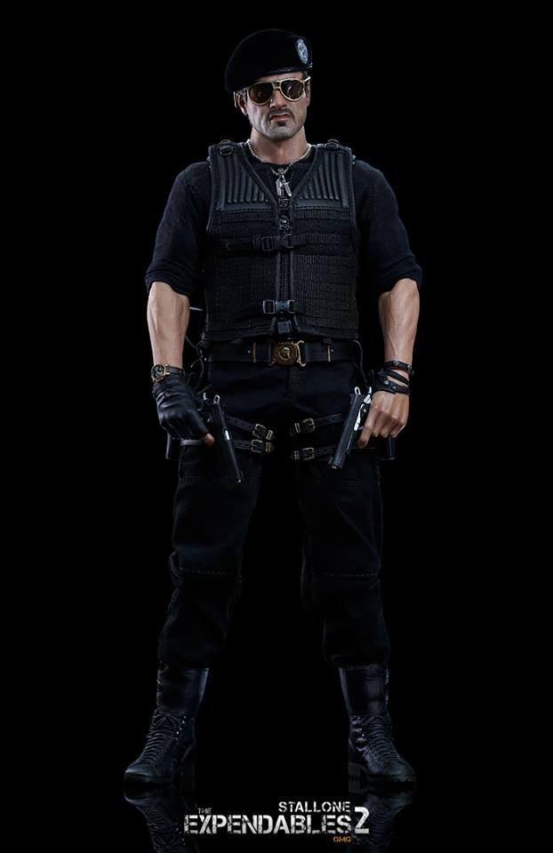 "HOTTOYS (figurine 12"" THE EXPENDABLES) - Page 7 94183910"