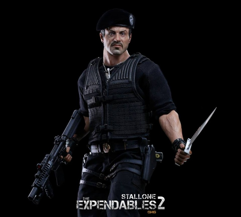 "HOTTOYS (figurine 12"" THE EXPENDABLES) - Page 7 94543110"