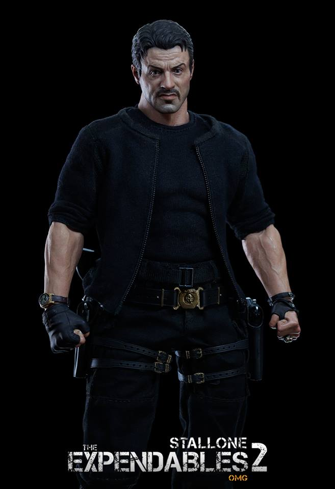 "HOTTOYS (figurine 12"" THE EXPENDABLES) - Page 7 94611310"